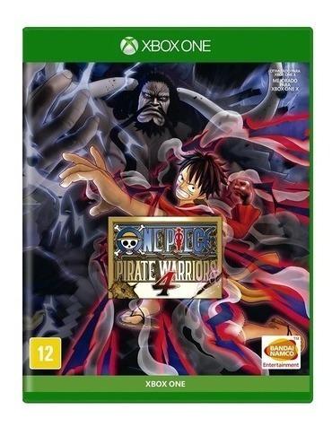 Jogo One Piece Pirate Warriors 4 - Xbox One Midia Fisica