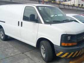 Chevrolet Express Van Carga 2500 2 Toneladas Motor 6.0
