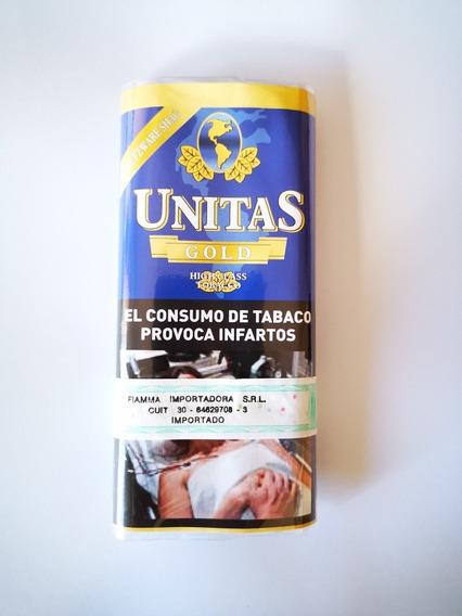 Tabaco Unitas Rubio X5 / Tabaco Para Armar / Aleman / Corte