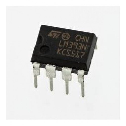 Ci Lm393 Smd - Kit Com 10 Peças
