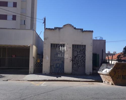 Casa Com Salão Comercial, Para Venda No Bairro Vianelo, Jundiaí. - Cm00052 - 32770189