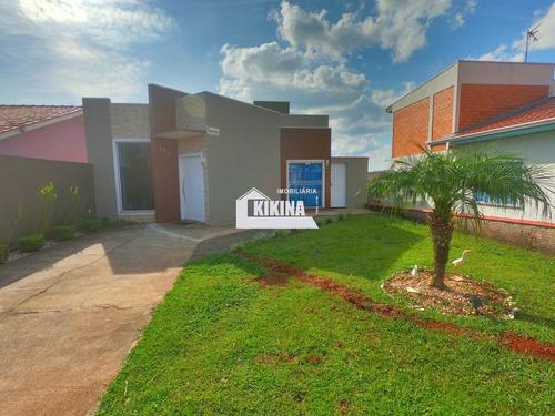 Casa Residencial Para Venda - 02950.6981
