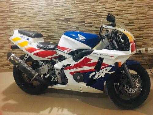 Honda Cbr 400 Nc29 No Vfr No Bandit Titular Impecable Vtv