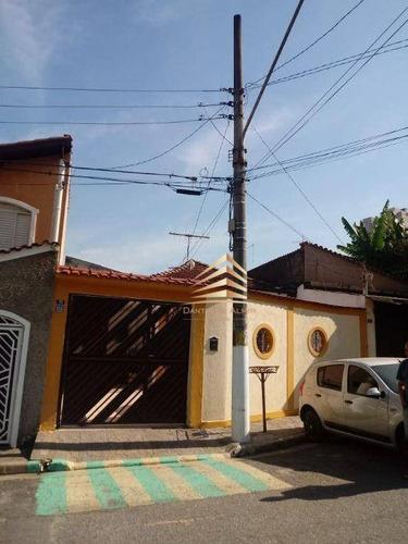 Imagem 1 de 16 de Casa Térrea Com 3 Dormitórios À Venda, 101 M² Por R$ 410.000 - Ponte Grande - Guarulhos/sp. - Ca0043