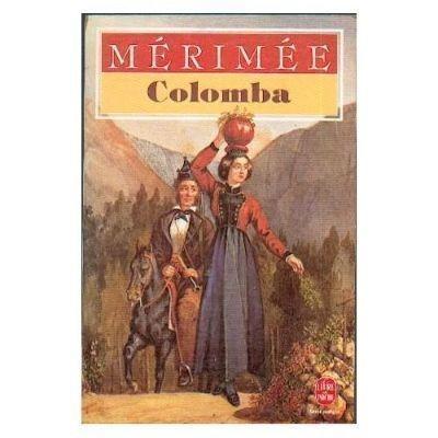 Livro Colomba Et Autres Nouvelles - Mérimée