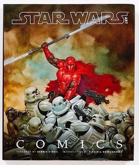 Star Wars Art - Comics - Livro - George Lucas