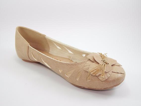 Sapato Beira Rio Bege - Tam. 34