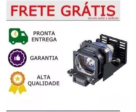 Lampada Projetor Sony C150 Vpl-cs5 , Vpl-cx5, Vpl-cs6