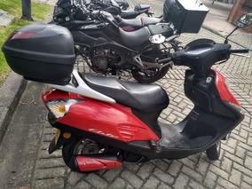Honda Elite Roja 125cc