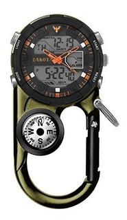 Reloj Analógico Y Digital Marca Dakota Impermeable