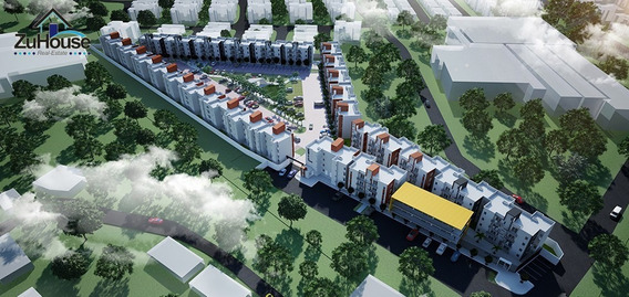 Apartamentos En Planos En Pantoja, Santo Dgo. Oeste Kda04