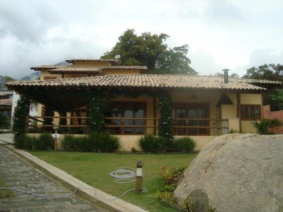 Casa 5 Quartos Ilhabela - Sp - Curral - Cr020
