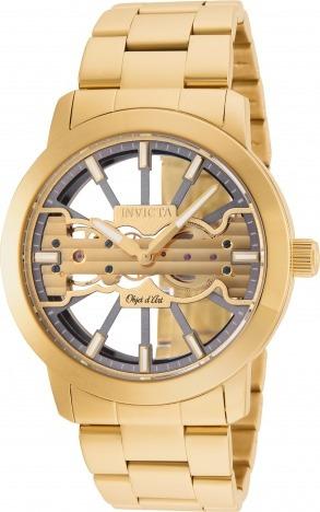 Relógio Invicta Objet D Artmodel25270 Original Automático