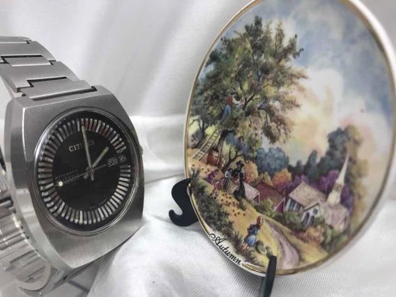 Relógio Citizen Cal 5204 De Maio De1970 Relogiodovovô.