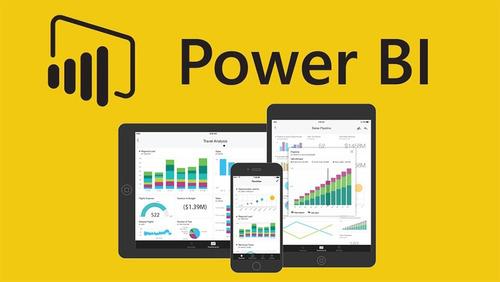 Imagem 1 de 1 de Power Bi E Power Query Completo