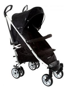 Carrinho De Bebê Cosco 6 Rodas 4 Posições Deluxe Plus