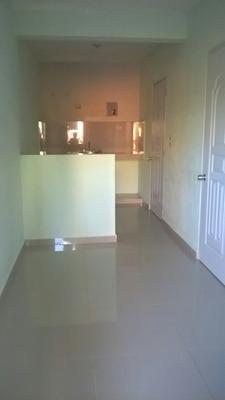 Se Alquila Casa De 3 Ambientes Y 1 Baño