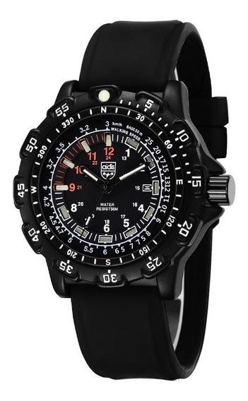 Addies Luminox Navy Force Seal Militar Prova Dágua 50m Diver