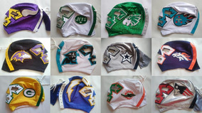 Máscaras Futbol Americano Nfl - Varios Equipos - Lycra