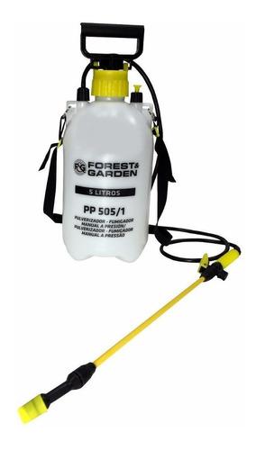 Pulverizador Fumigador Manual Forest & Garden 5 Lts Jardin