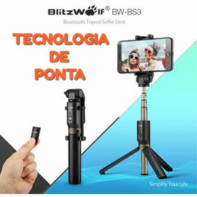 Pau De Selfie Blitzwolf Bluetooth Universal Android/ios
