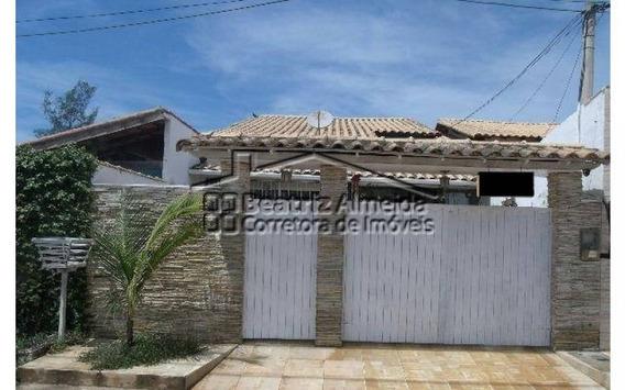 Casa De 2º Locação Com 2 Quartos Sendo 1 Suíte Em Itaipuaçu