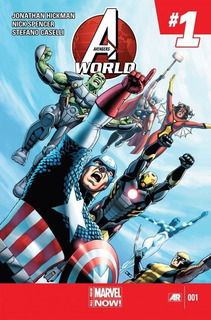 Avengers World #1 (2014) Marvel Now!