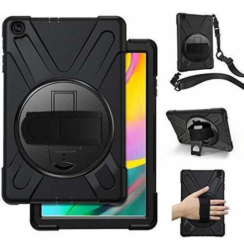 Herize Samsung Galaxy Tab A 10.1 Estuche 2019, Estuche Sm-t5