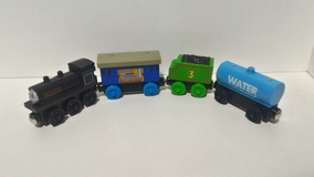 Thomas And Friends Douglas Henrycar Tanque De Água Kit17