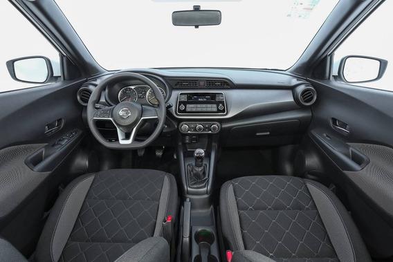 Capa Banco Dianteiro Motorista Nissan Kicks Produto Original