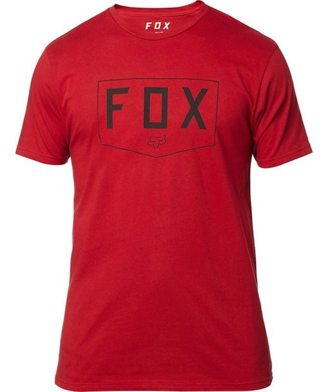 Fox Legacy Head Roja Playera Ropa Camisa