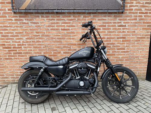 Harley Davidson Iron 2016 Com Acessórios