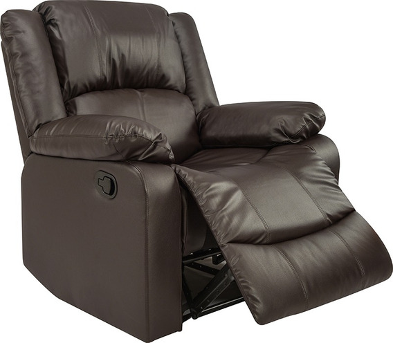 Sillon Poltrona Reclinable Sillones Chocolate Divino