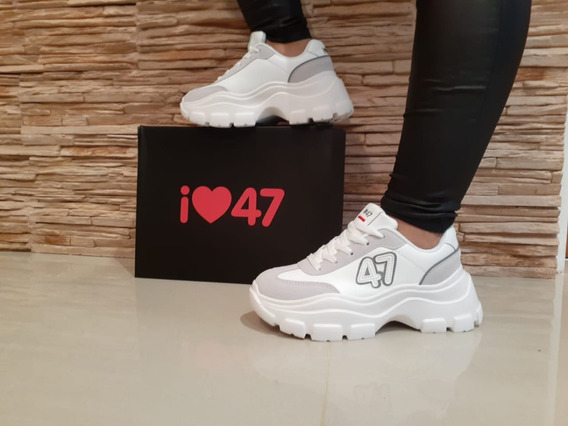 Zapatillas Mujer 47 Street