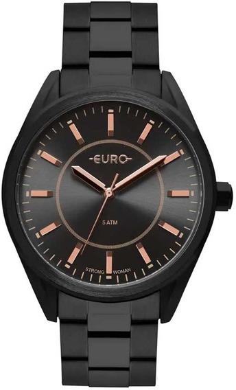 Relógio Euro Feminino Analógico Eu2035ypy/4p