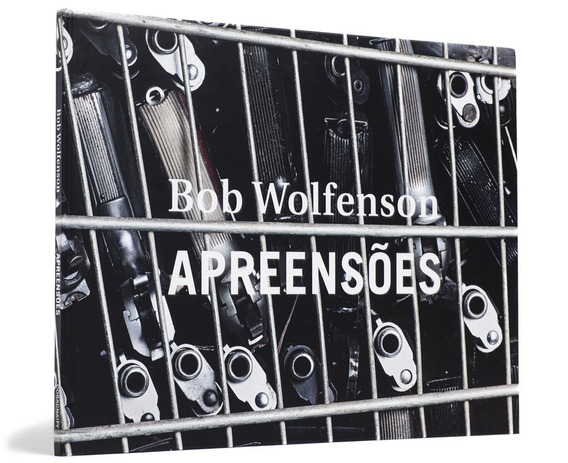 Apreensões Bob Wolfenson - Artes Fotografia - Pronta Entrega