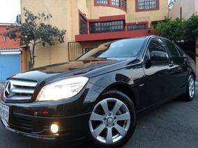 Mercedes Benz Clase C 1.8 180 Cgi Mt 2011
