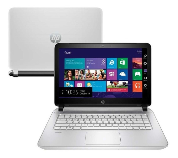 Notebook Hp 14-v065br I7 8gb 500gb Windows 14