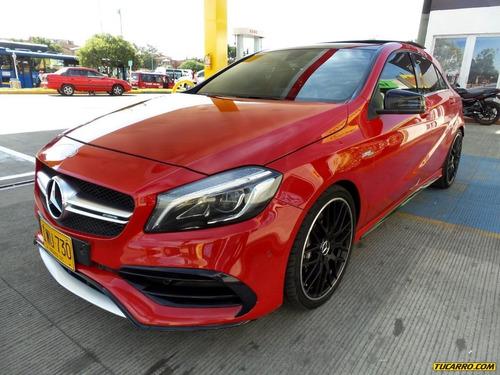 Mercedes Benz Clase A Amg A45 4matic