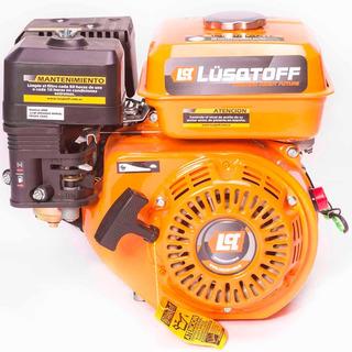 Motor Naftero 5.5 Hp Eje Horizontal | Lusqtoff Lm160