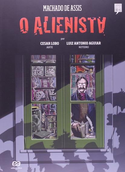 O Alienista (hq)