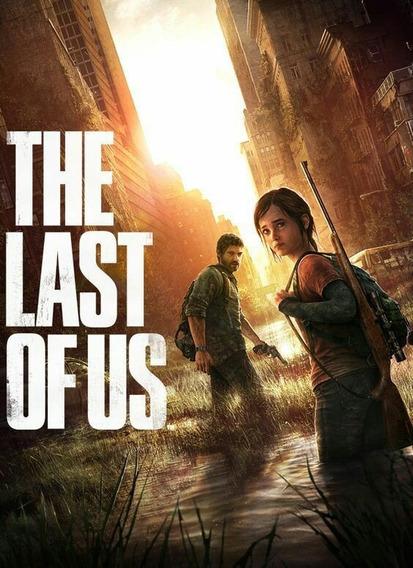 The Last Of Us Ps4 - Digital Primária