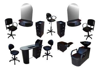 Equipo Para Estéticas Mod. Lex 12 Muebles