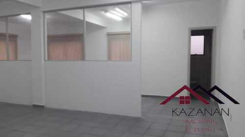 Sala Comercial  - Em Santos - 3975