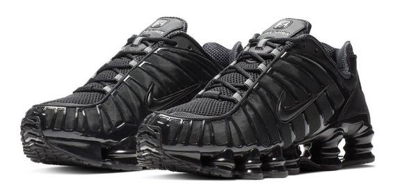 Tênis Nike Shox Tl Black/black/black Bv1127-001