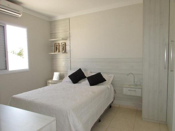 Apartamento Residencial À Venda, Santa Terezinha, Piracicaba. - Ap0863