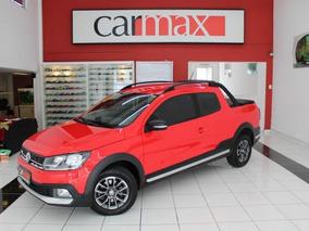 Volkswagen Saveiro Cross Cd 1.6 Msi Total Flex, Fyx9218