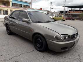 Corolla 2001 1.6 M/t