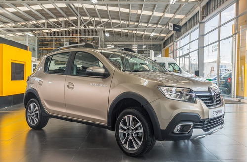 Renault Stepway Intens Cvt 2021 + Soat Y Mant X 1 Año