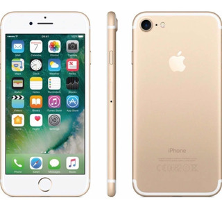 Celular iPhone 7 32 Gb Gold - Defeito